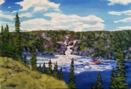 Two Rivers Meet, Northern Quebec_A Second Coat